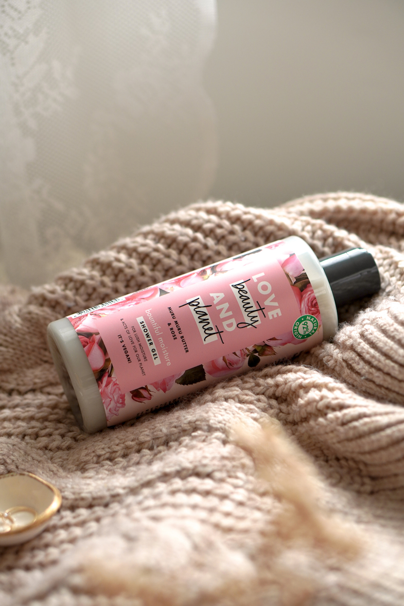 Love Beauty And Planetshower gel