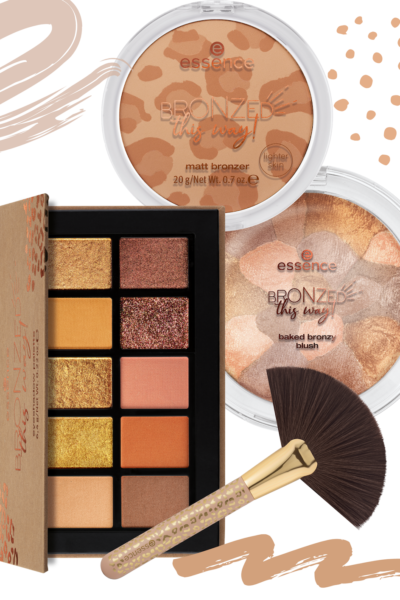 essence bronzed this way!