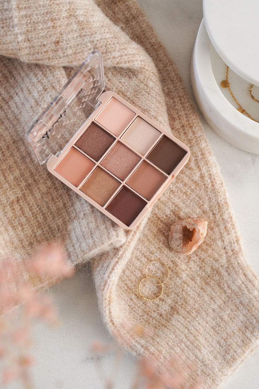 Kruidvat Days Like This Nude Eye Shadow Palette
