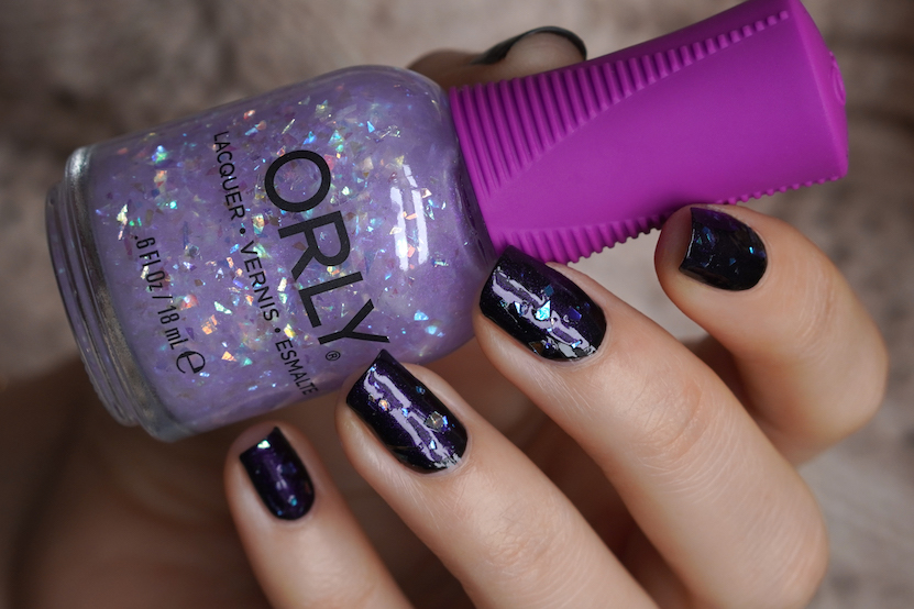 ORLY Kick Glass swatches