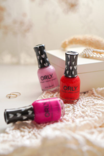 ORLY from the heart