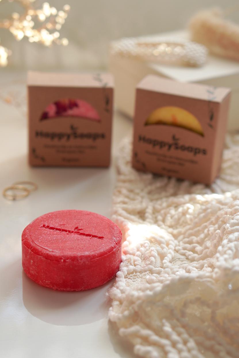 HappySoaps Shampoo Bar