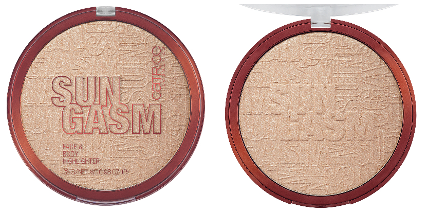 CATRICE Limited Edition 'SUNGASM'