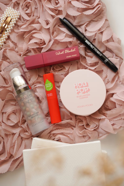 Holika Holika make-up