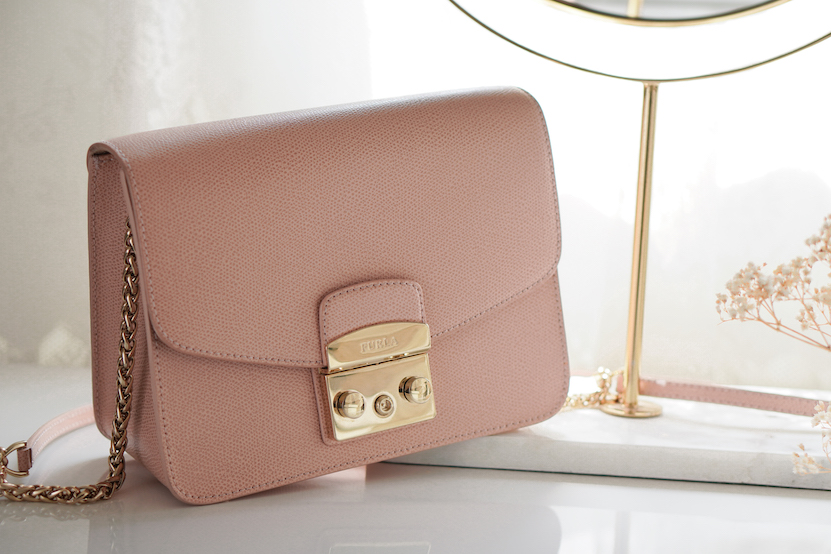 Furla Metropolis Crossbody Small Moonstone