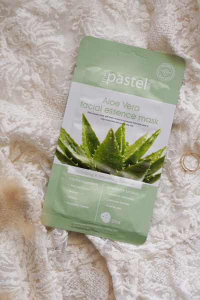 The Pastel Shop Aloe Vera Essence Mask