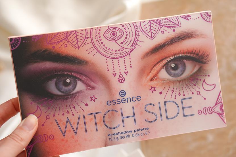 essence witch side oogschaduw palette