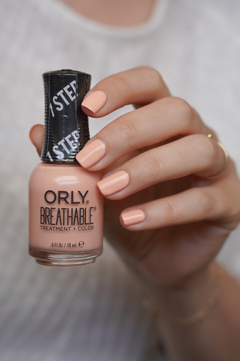 Orly Peaches and Dreams