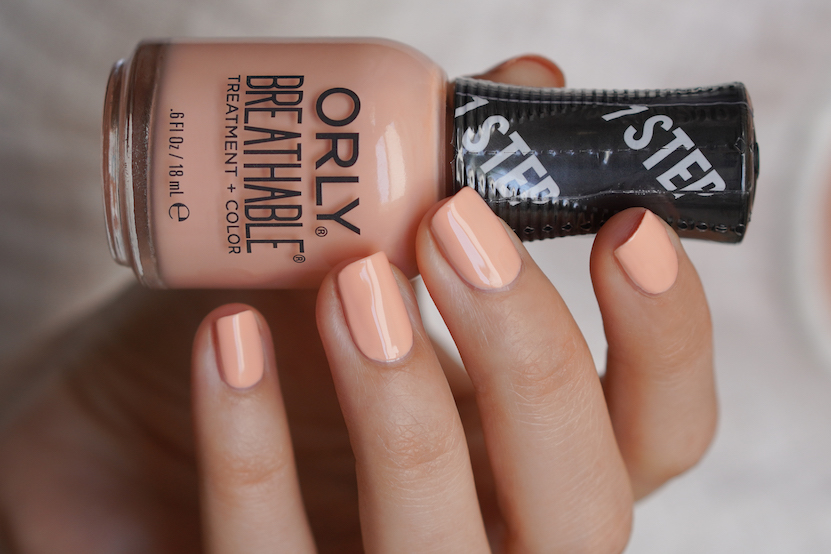 Orly Breathable Peaches and Dreams