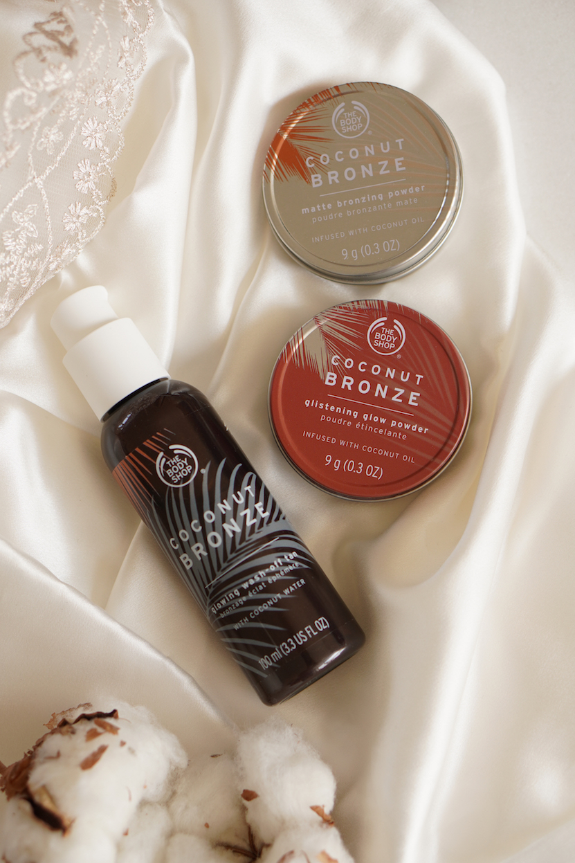 The Body Shop Coconut Bronze