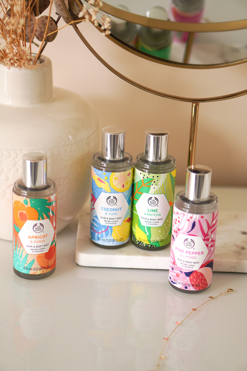 The Body Shop Hair & Body Mist