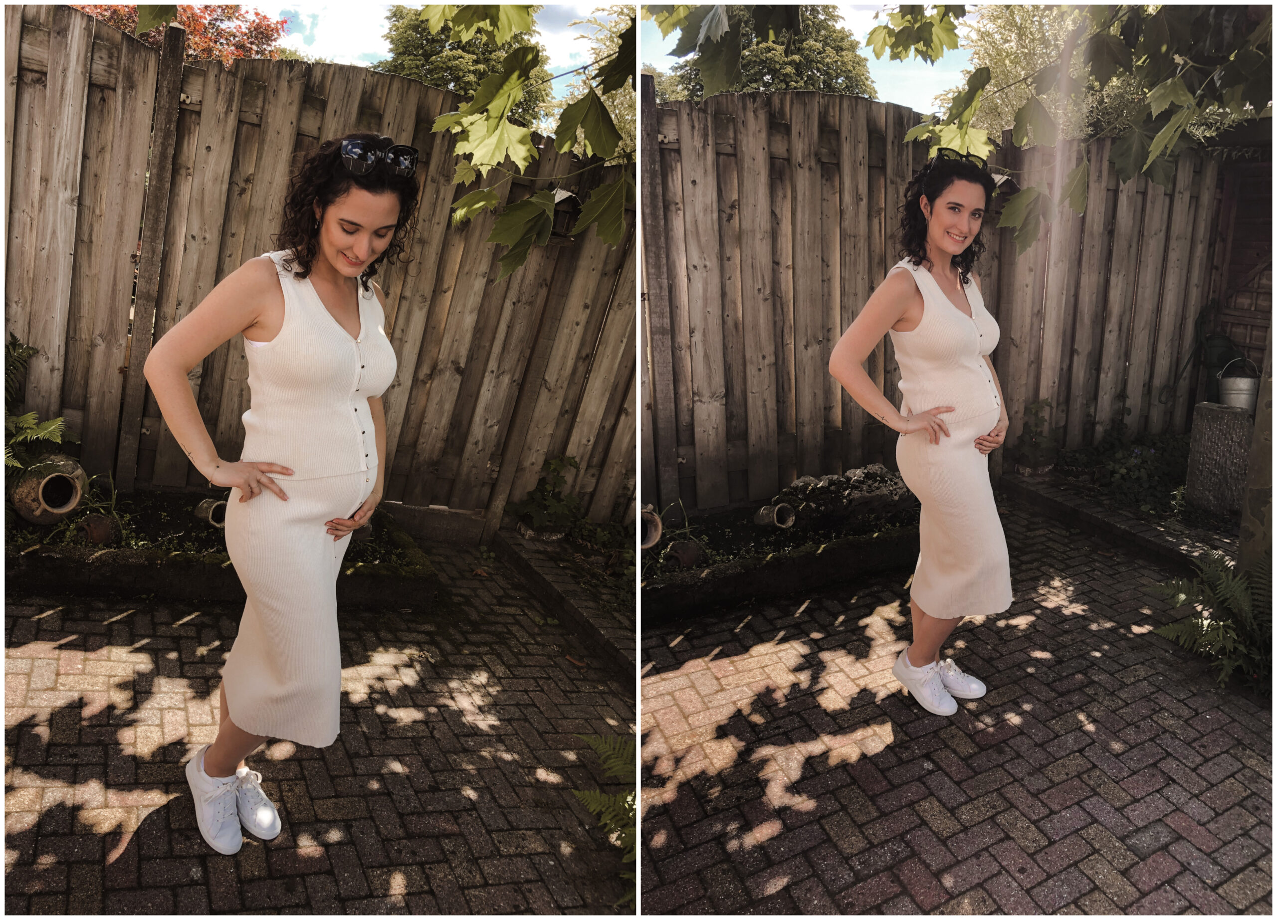 Tweede en laatste zwangerschapstrimester