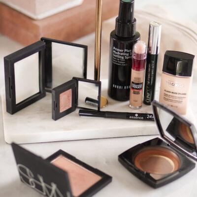 Make-up producten die ik dagelijks gebruik