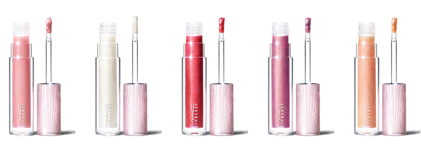 MAC Frosted Firework Lipglass