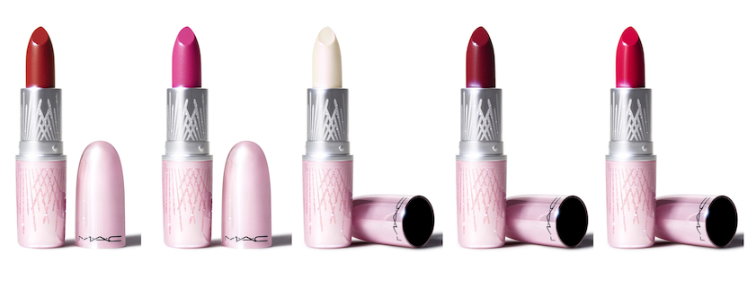 MAC Frosted Firework Lipstick