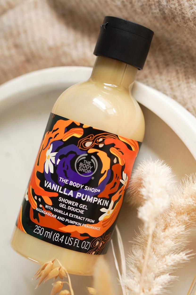 The Body Shop Vanilla Pumpkin