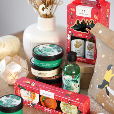 The Body Shop Kerst 2020
