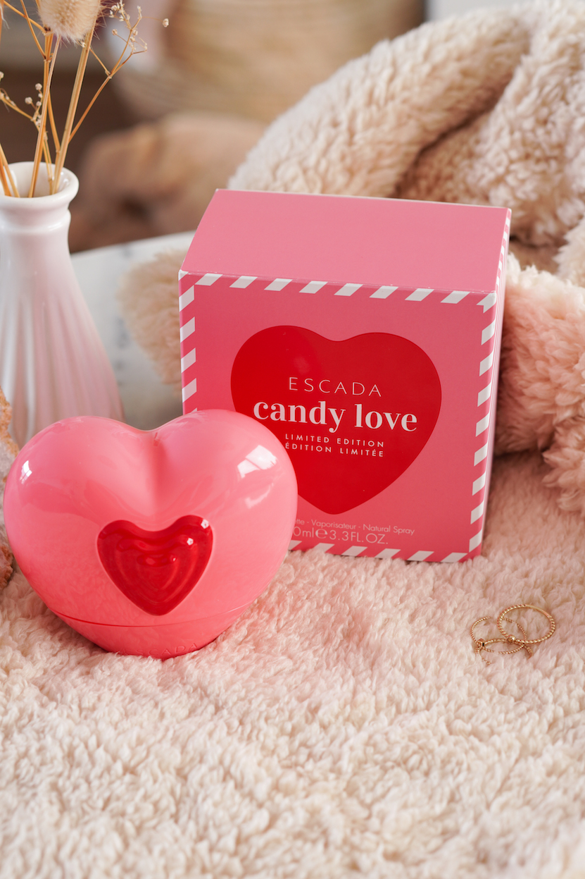 Escada Candy Love limited edition eau de toilette