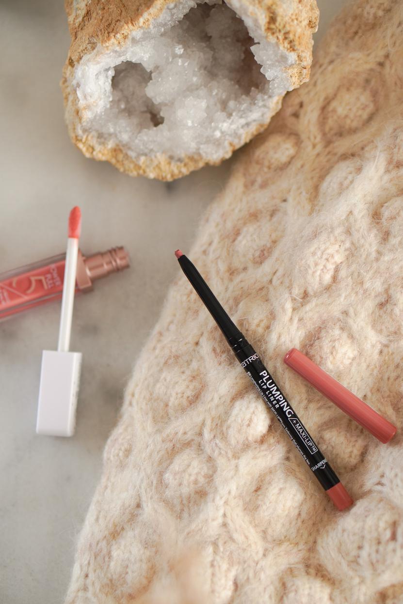 CATRICE Powerfull liquid lip balm & Plumping lip liner