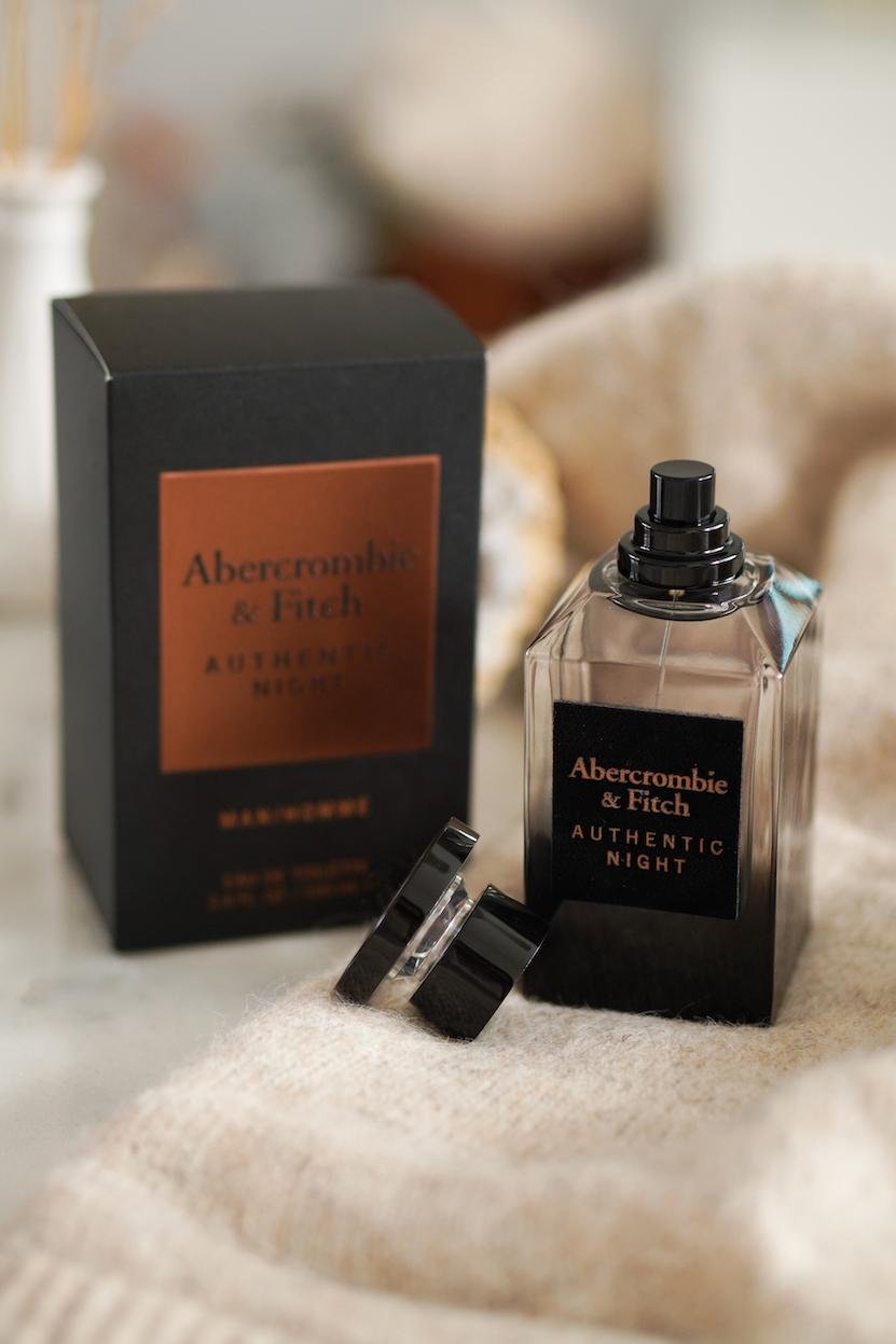 Abercrombie & Fitch Authentic Night for man eau de toilette