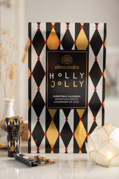 Alessandro Holly Jolly Adventskalender unboxing