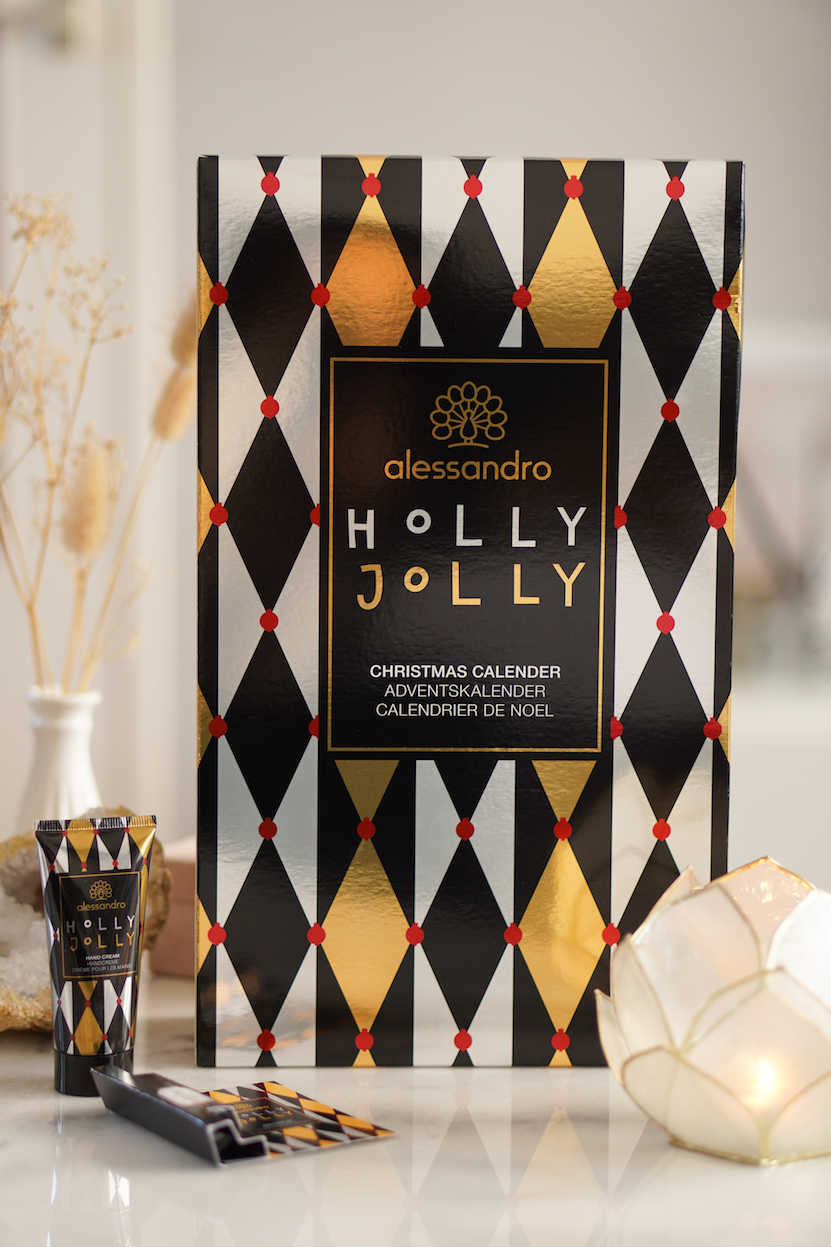 Alessandro Holly Jolly Adventskalender unboxing
