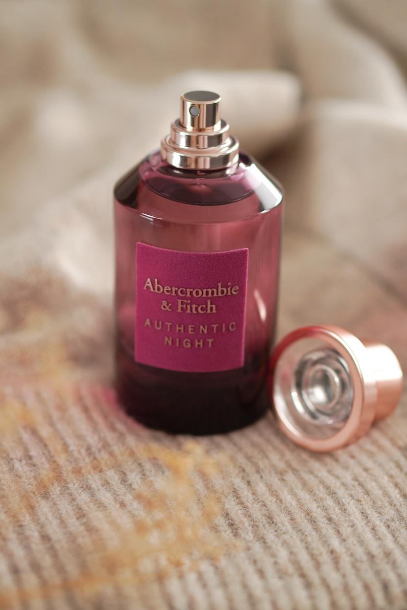 Abercrombie & Fitch Authentic Night for women eau de parfum