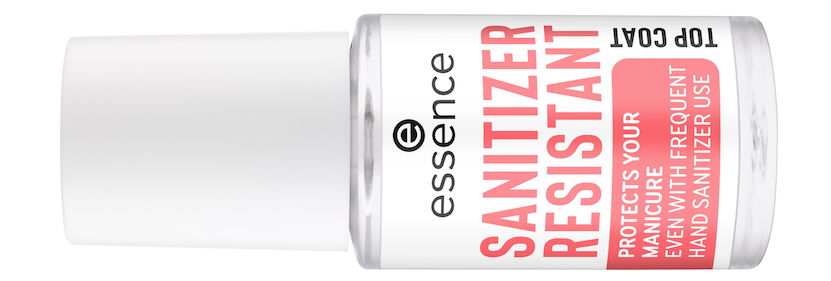 essence Sanitizer Resistant Top Coat