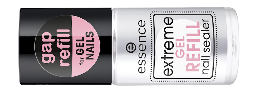 essence extreme GEL REFILL nail sealer