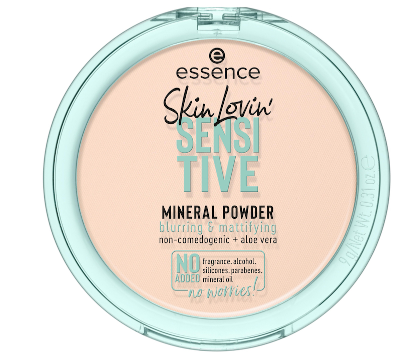 essence SKIN LOVIN' MINERAL POWDEr