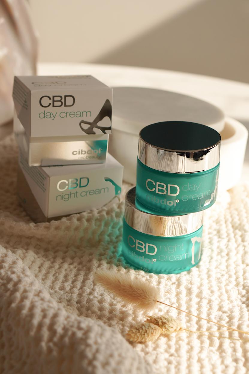 CBD Natural Glow Schoonheidsset