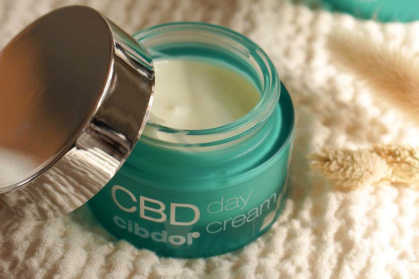 cbd cibdol day cream