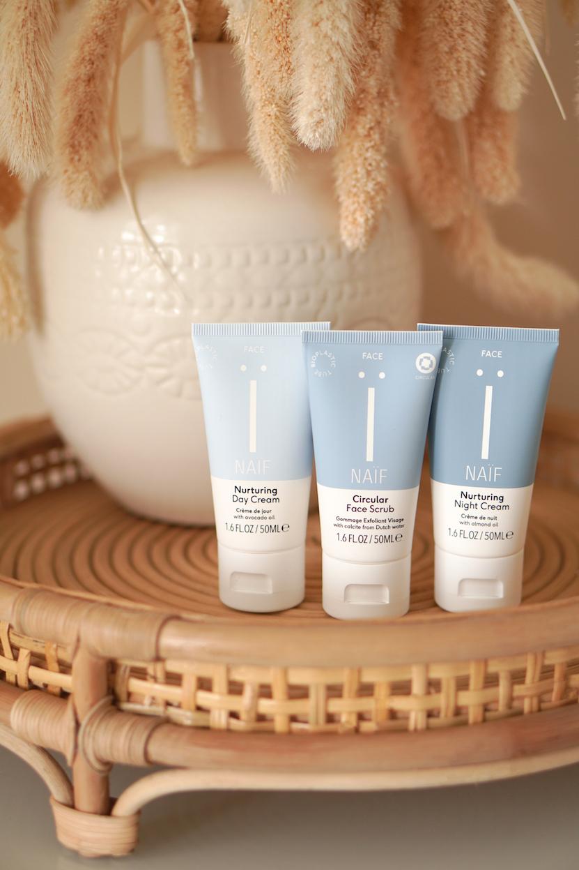 Naïf Natural Skincare Face Kit