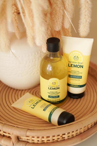 The Body Shop Lemon