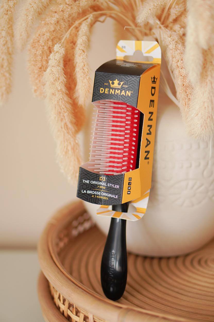 Denman D3 borstel voor krullen