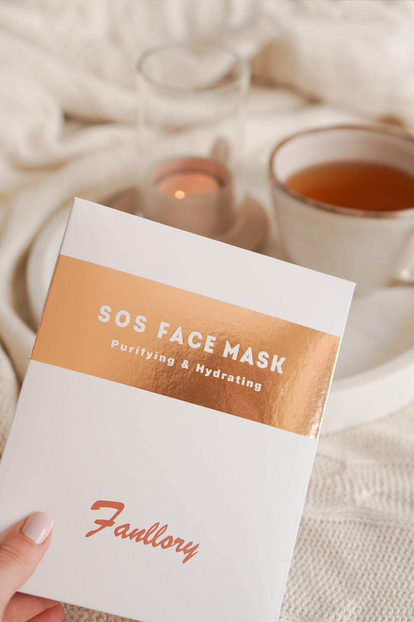 Fanllory gezichtsmaskers + win een pakket t.w.v. €100