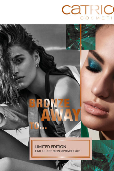CATRICE Limited Edition Bronze Away To…