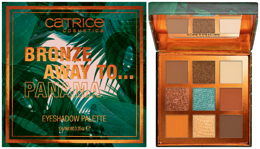 CATRICE Limited Edition Bronze Away To... eyeshadow palette