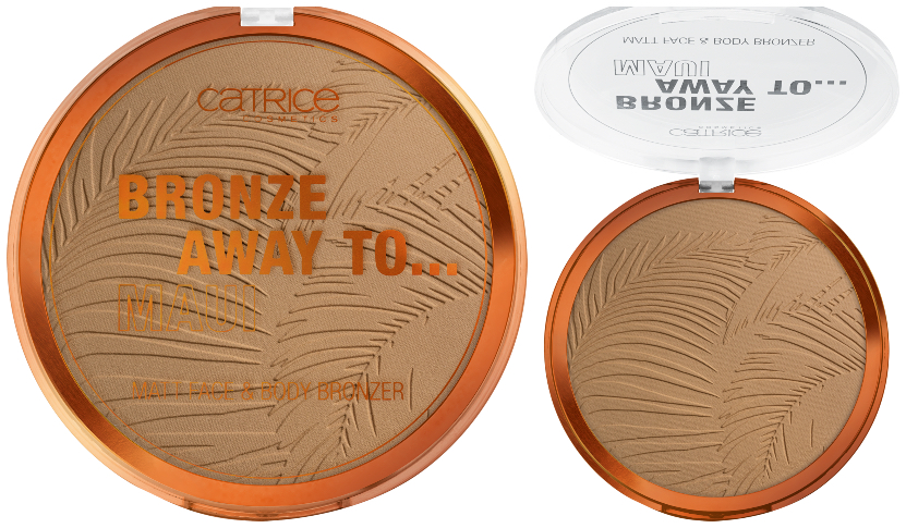CATRICE Limited Edition Bronze Away To... bronzer