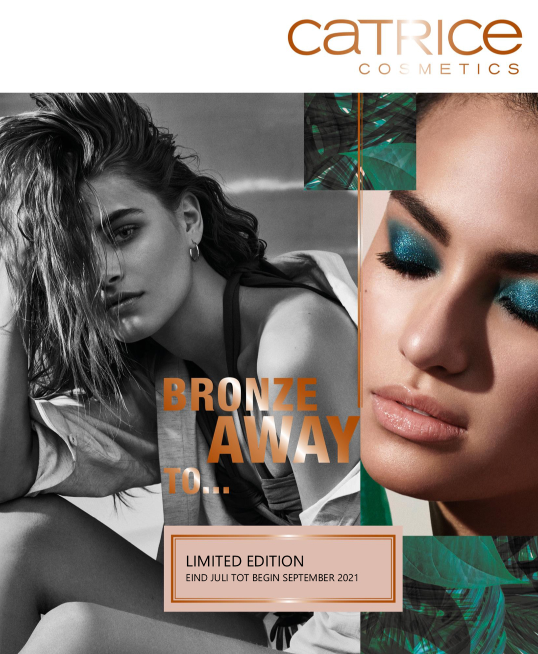 CATRICE Limited Edition Bronze Away To...