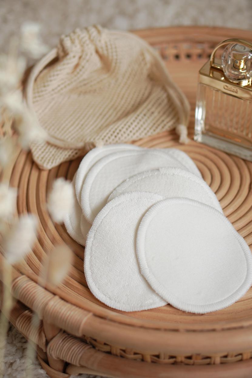 Wasbare wattenschijfjes van Zara en H&M