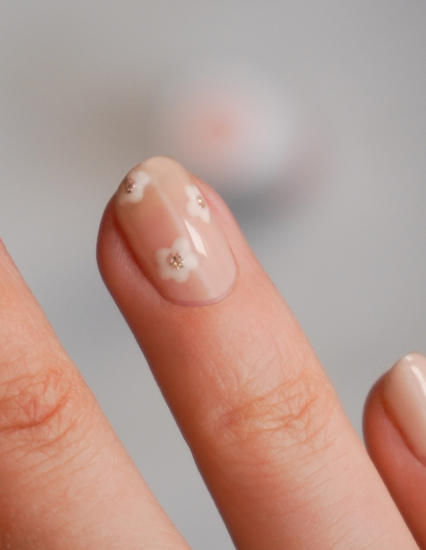 alessandro flower nail art