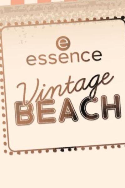 essence Trend Edition Vintage Beach