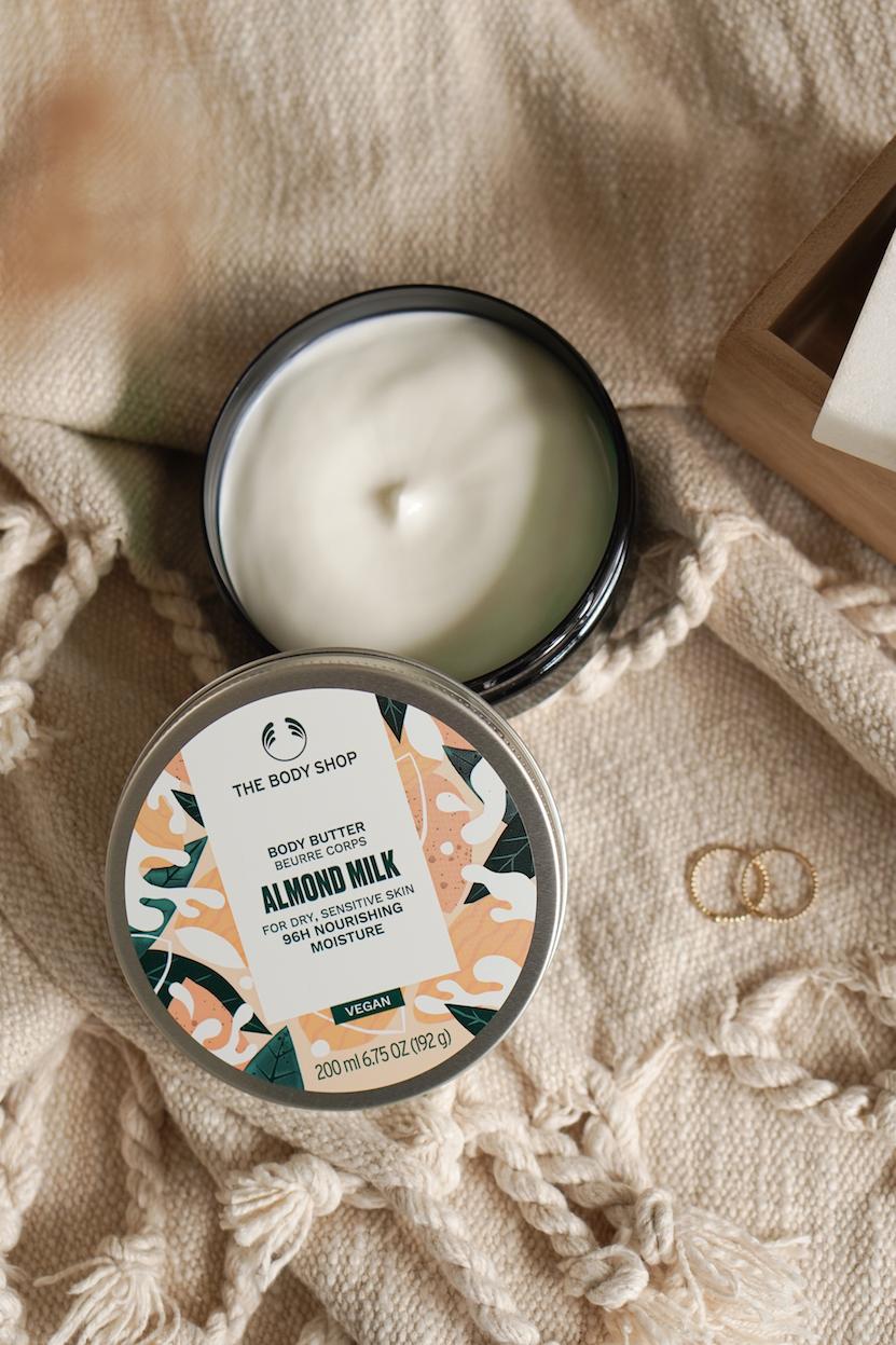The Body Shop vernieuwde body butter verpakking + avocado body butter