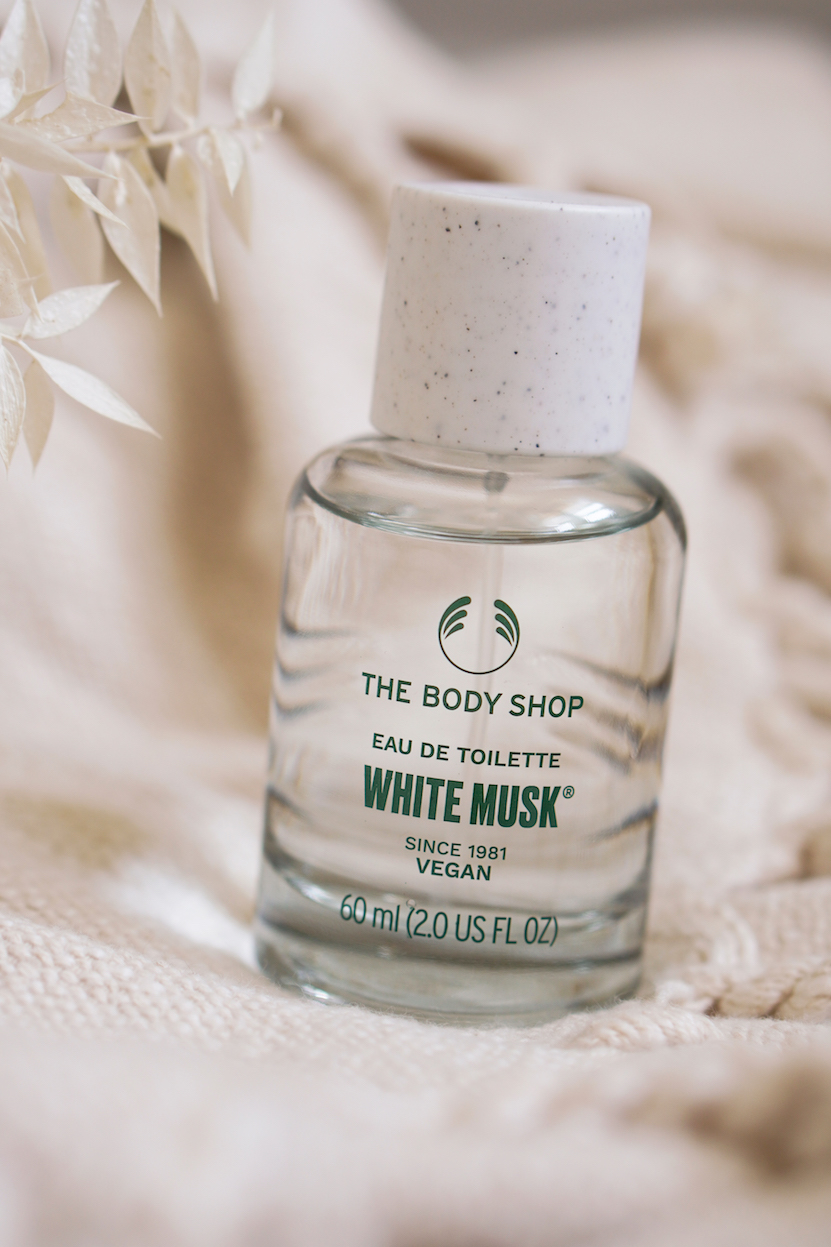 The Body Shop White Musk eau de toilette