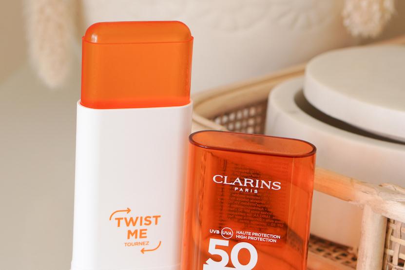 clarins Invisible Sun Care Stick SPF50