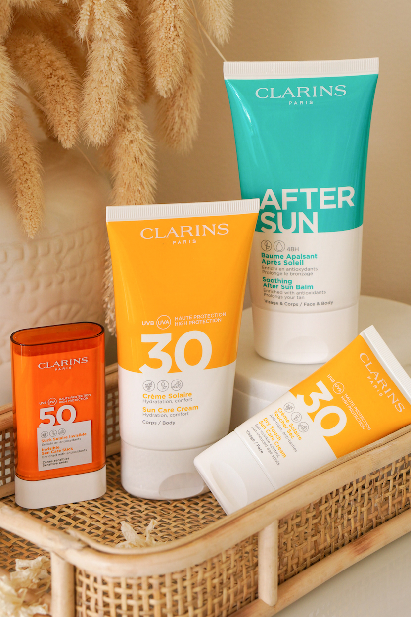 Clarins zonverzorging
