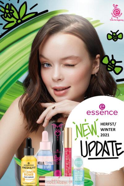 essence herfst / winter update 2021