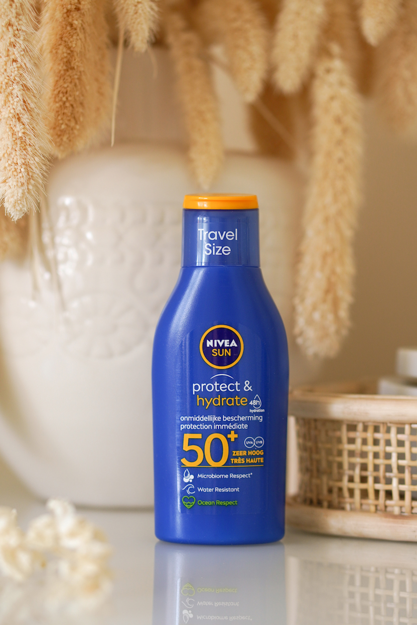 Nivea Sun Protect & Hydrate zonbescherming