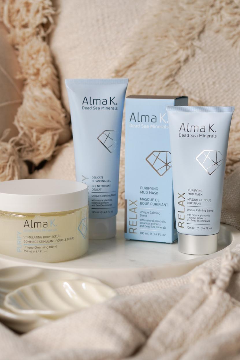 Alma K Dead Sea Minerals